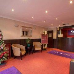 Newham Hotel интерьер отеля