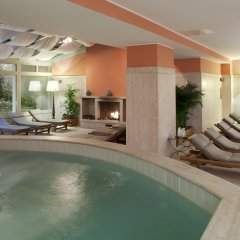 Crowne Plaza Rome-St. Peter's Hotel & Spa сауна