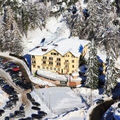 Hotel Santellina Фай-делла-Паганелла спортивное сооружение