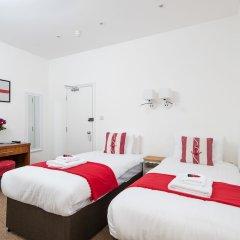 Отель Hamptons Brighton Кемптаун комната для гостей