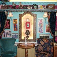 Отель Romantic Mansion развлечения
