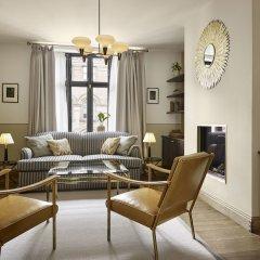 Отель Sanders Дания, Копенгаген - отзывы, цены и фото номеров - забронировать отель Sanders онлайн комната для гостей фото 4