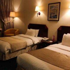 Days Inn Hotel Suites Amman сейф в номере