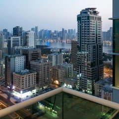 Отель Four Points by Sheraton Sharjah балкон