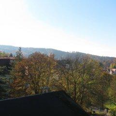 Отель Diamant Чехия, Карловы Вары - отзывы, цены и фото номеров - забронировать отель Diamant онлайн балкон
