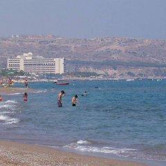Cathrin Hotel пляж