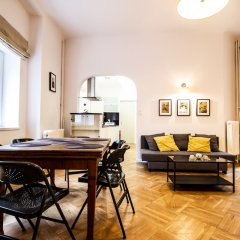 Отель Kopernika Apartament City Centre Варшава комната для гостей фото 2