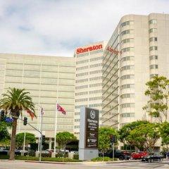 Отель Sheraton Gateway Los Angeles США, Лос-Анджелес - отзывы, цены и фото номеров - забронировать отель Sheraton Gateway Los Angeles онлайн парковка