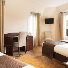 Отель Excelsior Opera Париж комната для гостей