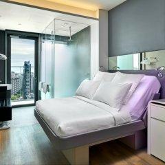 Отель YOTEL Singapore Orchard Road удобства в номере