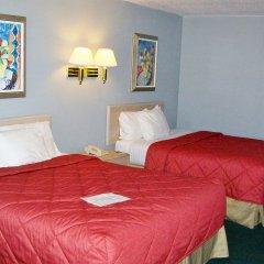 Отель Americas Best Value Inn-Meridian комната для гостей фото 3
