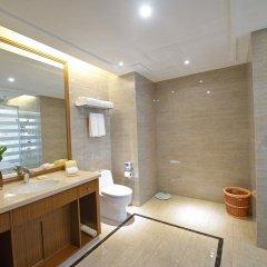Отель Ramada Shanghai East ванная