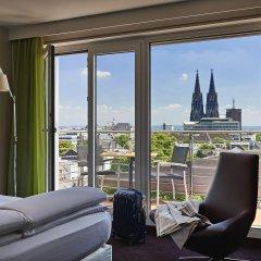 Отель Pullman Cologne комната для гостей фото 3