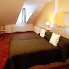 Отель Pension Dvorak Чехия, Карловы Вары - отзывы, цены и фото номеров - забронировать отель Pension Dvorak онлайн комната для гостей фото 3