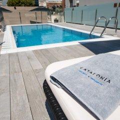Catalonia Rigoletto Hotel бассейн фото 2