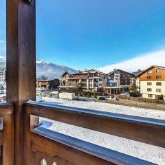 Отель Emerald Spa Hotel Болгария, Банско - отзывы, цены и фото номеров - забронировать отель Emerald Spa Hotel онлайн балкон