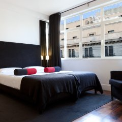 Hotel Quatro Puerta Del Sol комната для гостей фото 4