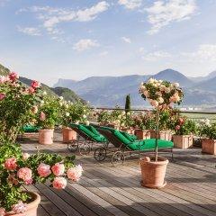 Отель Pienzenau Am Schlosspark Италия, Меран - отзывы, цены и фото номеров - забронировать отель Pienzenau Am Schlosspark онлайн балкон