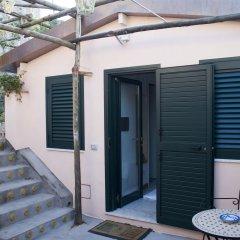 Отель Il Roseto B&B Равелло балкон