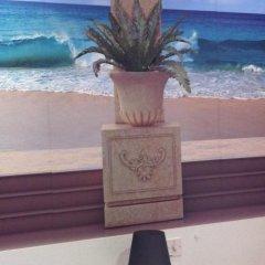 Отель Hostal Comercial пляж