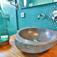 Отель Dorado Ibiza Suites - Adults Only Испания, Сант Джордин де Сес Салинес - отзывы, цены и фото номеров - забронировать отель Dorado Ibiza Suites - Adults Only онлайн ванная