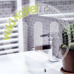 Wiki Hostel & Greenvillage Дзагароло балкон