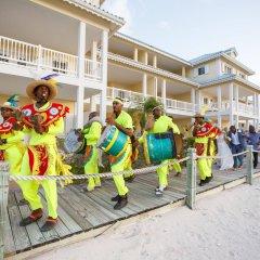 Отель Beach House Turks and Caicos спортивное сооружение