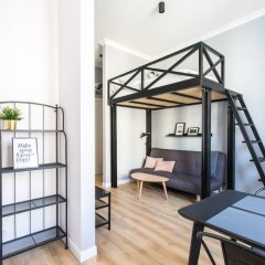 Апартаменты Homewell Apartments Wilson Park балкон