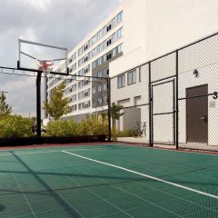 Отель Residence Inn by Marriott Columbus University Area спортивное сооружение