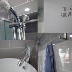 Отель CASA Myeongdong Guesthouse Южная Корея, Сеул - отзывы, цены и фото номеров - забронировать отель CASA Myeongdong Guesthouse онлайн ванная