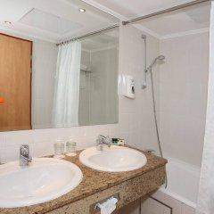 Danubius Hotel Helia Будапешт ванная