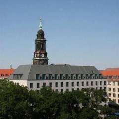 Отель Holiday Inn Express Dresden City Centre Германия, Дрезден - 14 отзывов об отеле, цены и фото номеров - забронировать отель Holiday Inn Express Dresden City Centre онлайн фото 7