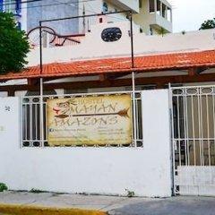 Отель Hostel Mayan Amazons Мексика, Канкун - отзывы, цены и фото номеров - забронировать отель Hostel Mayan Amazons онлайн парковка