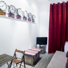 Апартаменты Studio Petit Pompidou Париж комната для гостей фото 2