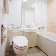 Daiwa Roynet Hotel Hachinohe Мисава ванная фото 2