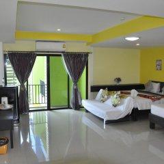 Отель UD Pattaya комната для гостей
