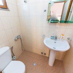 Отель Villa Nertili Албания, Ксамил - отзывы, цены и фото номеров - забронировать отель Villa Nertili онлайн ванная фото 2