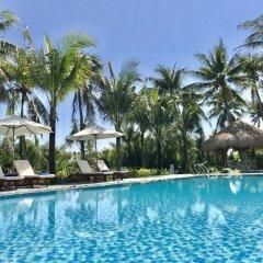 Отель Hoi An Waterway Resort бассейн фото 2
