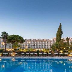 Отель Penina Hotel & Golf Resort Португалия, Портимао - отзывы, цены и фото номеров - забронировать отель Penina Hotel & Golf Resort онлайн бассейн фото 2