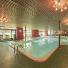 Отель Club Hotel Davos Швейцария, Давос - отзывы, цены и фото номеров - забронировать отель Club Hotel Davos онлайн бассейн фото 3