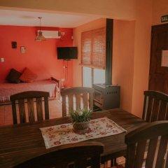Отель Cabañas La Cosecha Сан-Рафаэль комната для гостей