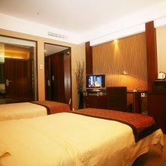 Отель Shenzhen Hongbo Hotel Китай, Шэньчжэнь - отзывы, цены и фото номеров - забронировать отель Shenzhen Hongbo Hotel онлайн комната для гостей