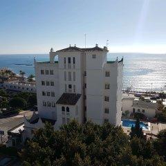 Отель Apartamentos Turísticos Sunny Beach балкон