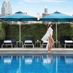 Отель Sofitel Sukhumvit Бангкок бассейн фото 2