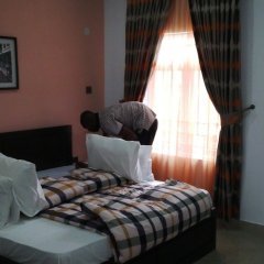 Отель Queen Idia Suites комната для гостей фото 5