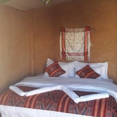 Отель Sahara Camp & Camel Trek Марокко, Мерзуга - отзывы, цены и фото номеров - забронировать отель Sahara Camp & Camel Trek онлайн комната для гостей фото 4