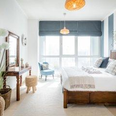 Отель Maison Privee - Burj Residence Дубай комната для гостей
