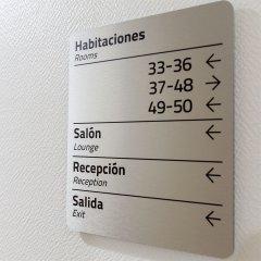 Отель Hostal Castilla II Puerta del Sol интерьер отеля