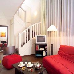Отель Appart'City Lyon Part Dieu комната для гостей фото 2