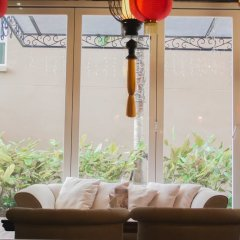 Апартаменты Atlantis Resort Apartments Pattaya комната для гостей